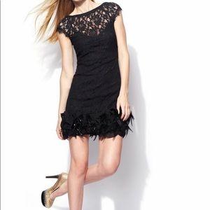 Gorgeous black lace showstopper dress